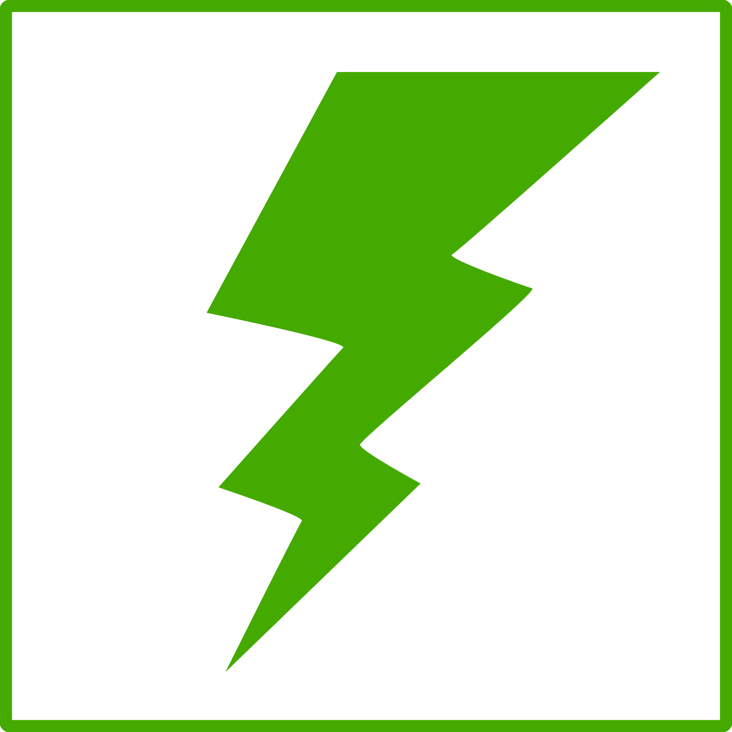 Clipart eco green energy icon