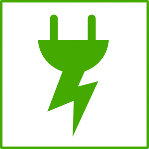 Eco Green Energy Icon