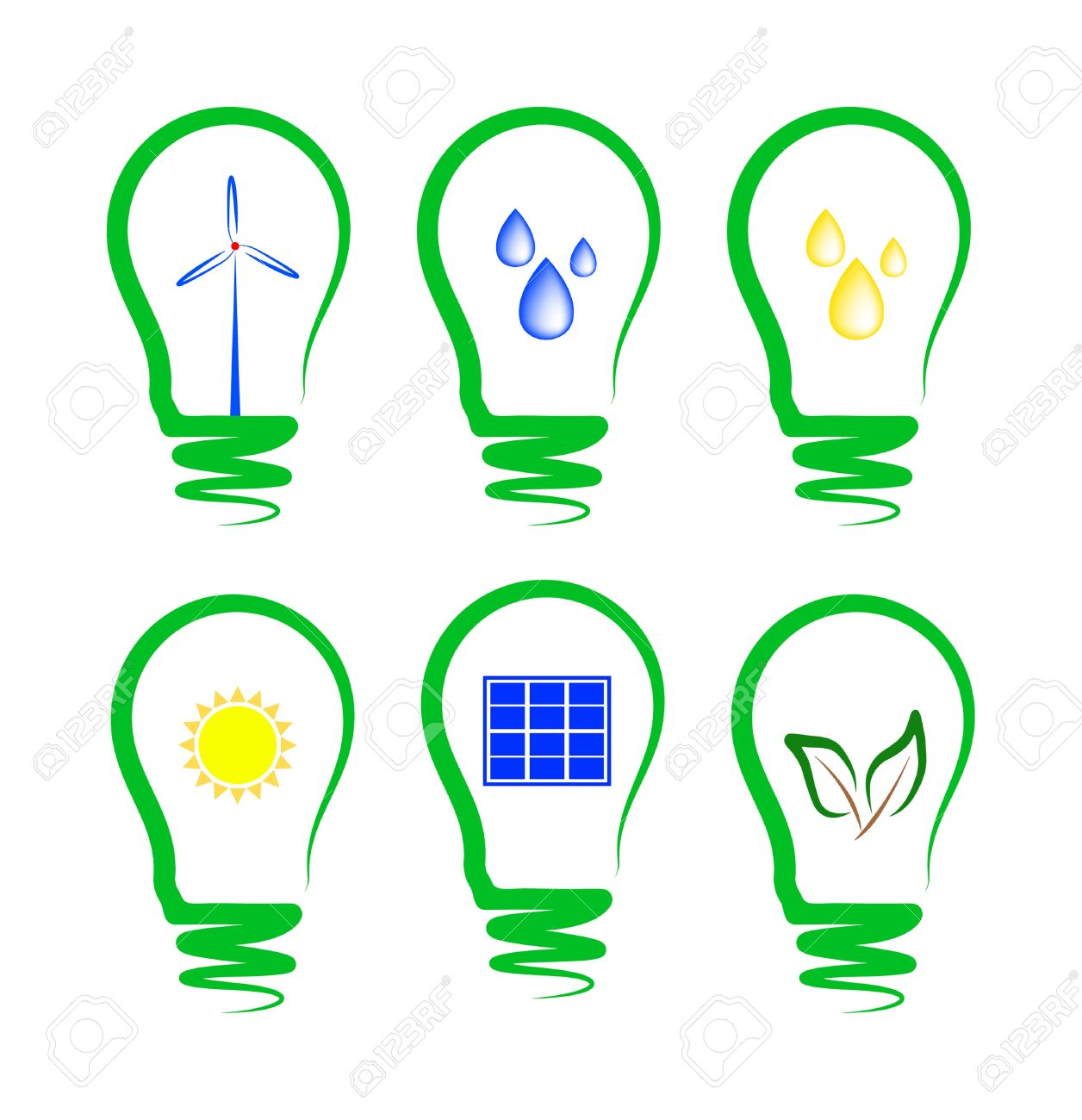 Energy clipart different #3