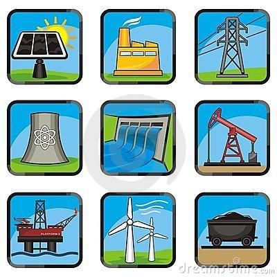 Hydroelectric Stock Illustrat - Energy Clipart