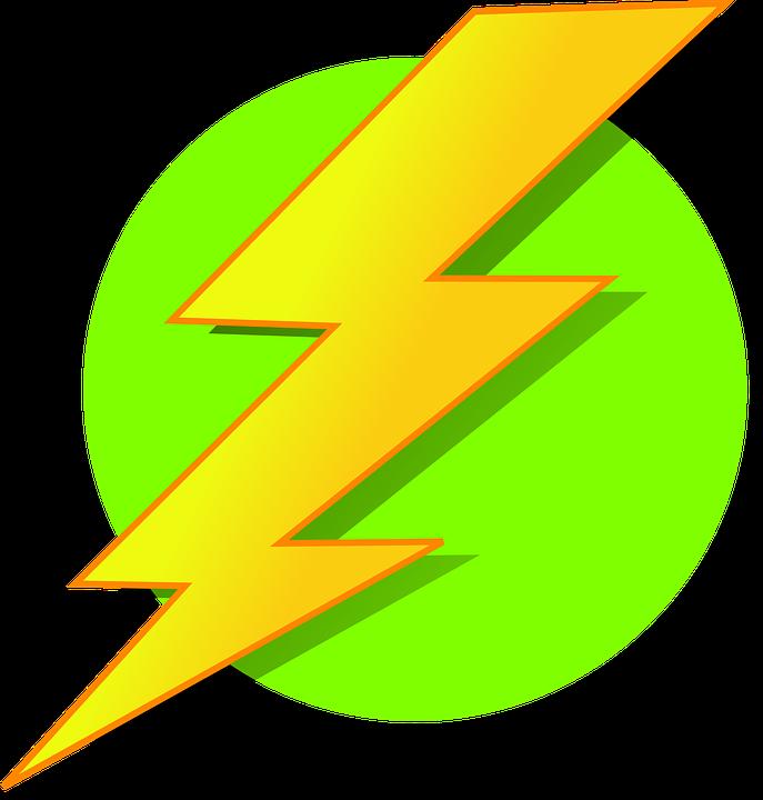 Lightning clipart energy #8 - Energy Clipart