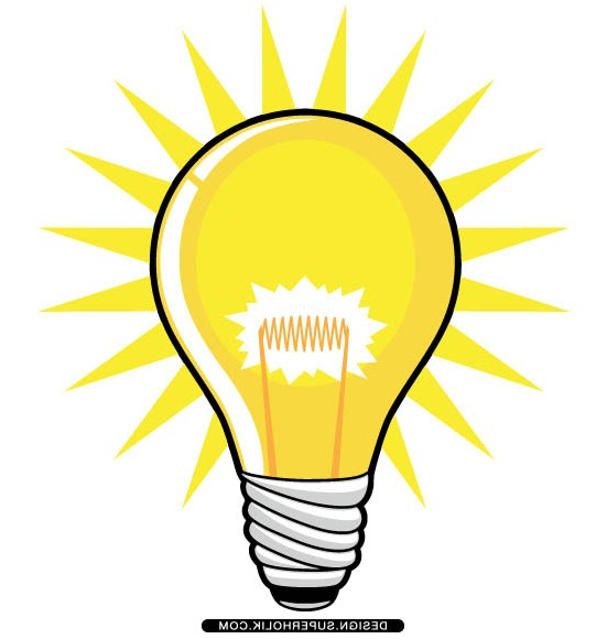 Pin Light Bulb Clipart Light Energy #3