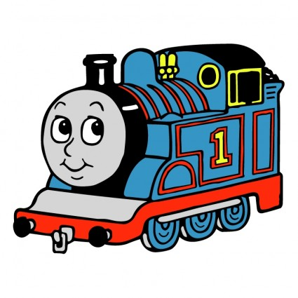 Thomas the tank engine Free v - Engine Clipart