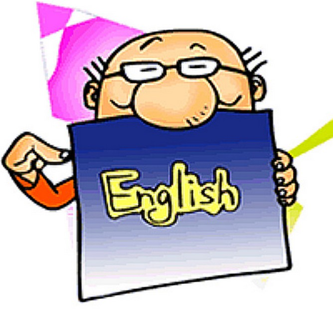 Teacher English Class Clipart