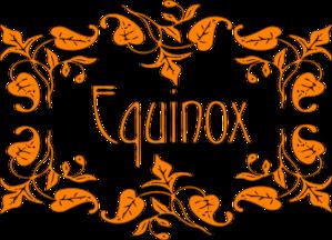 Equinox Clip Art