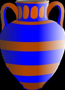 Eqyptian Vase Clip Art