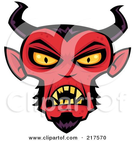 evil clipart