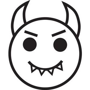 Evil Clipart Image - Evil .