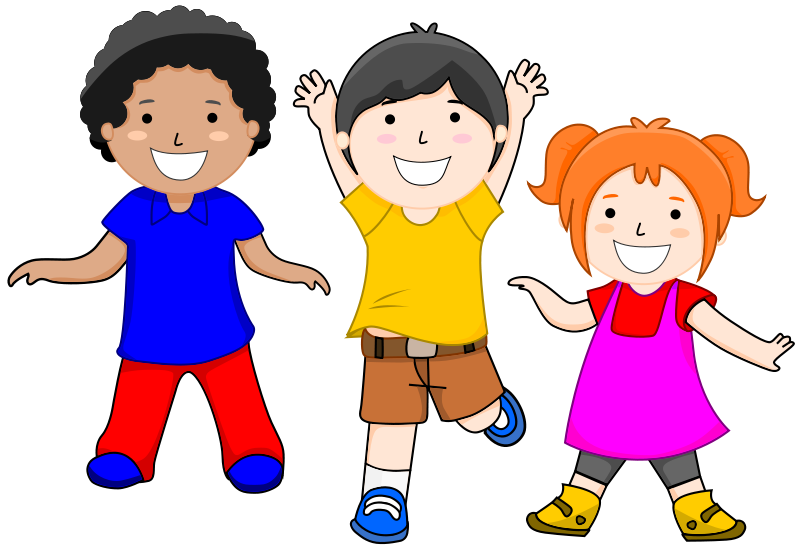 Excited kids clipart free clipart images 2