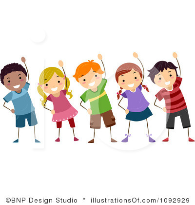 Exercise Clip Art. Exercise, Kid exercise and .