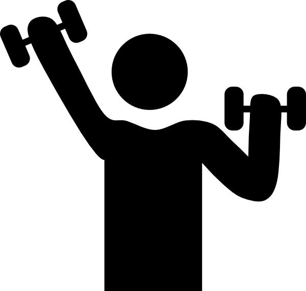 exercise clipart free fitness - Exercise Clipart