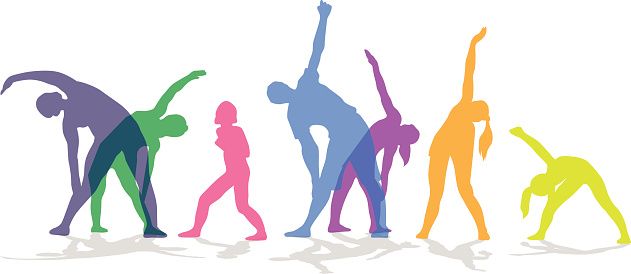 Positive Exercise Clipart 51  - Exercise Clipart