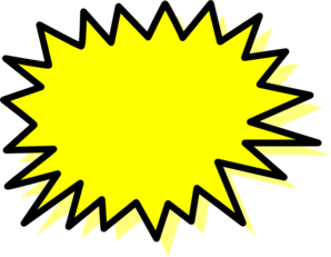 Explosion Clip Art Free