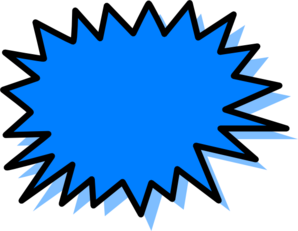 Explosion clip clipart