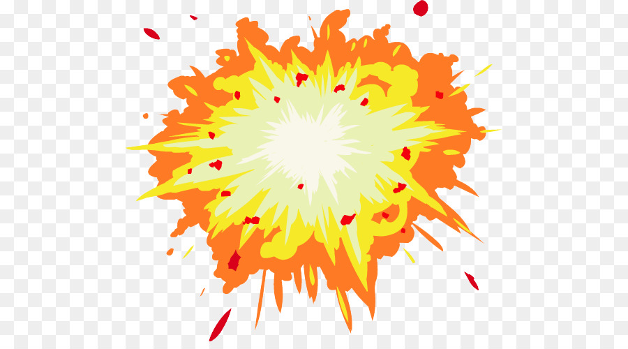 Desktop Wallpaper Explosion Clip Art - Explosion