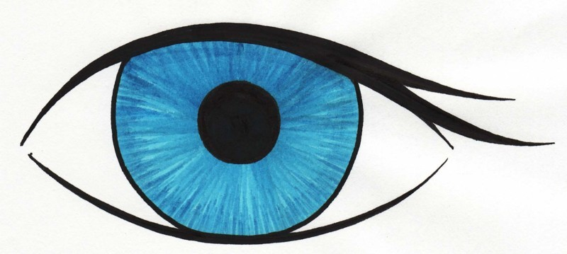 Eye art clip cliparts