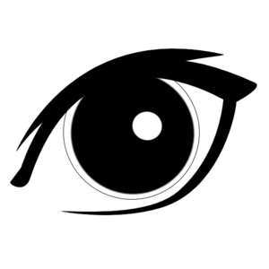 Eye Clip Art Black And White Clipart Panda Free Clipart Images