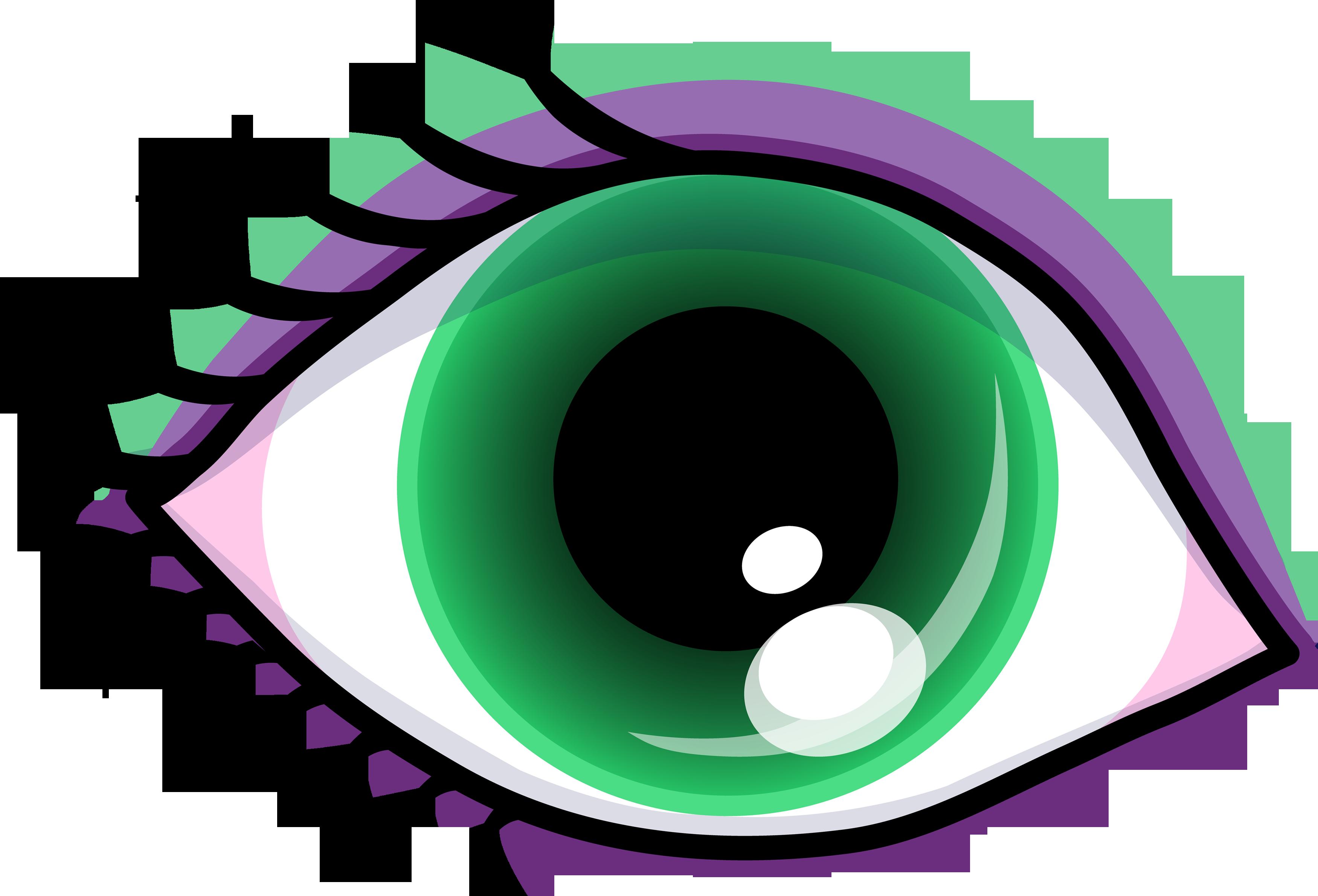 Eye Clip Art