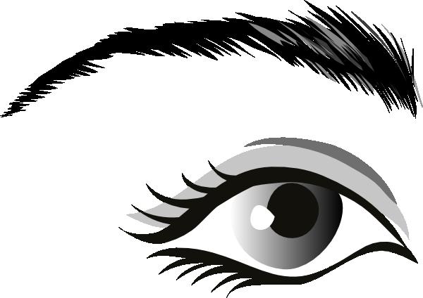 Eye Clip Art Vector Clip