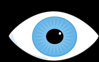 Eyeball clipart images