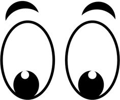 Eyeball eyes eye clip art free .