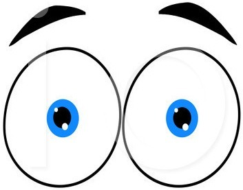 Eye clip art images free clipart images