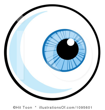 Eyeball clipart #2