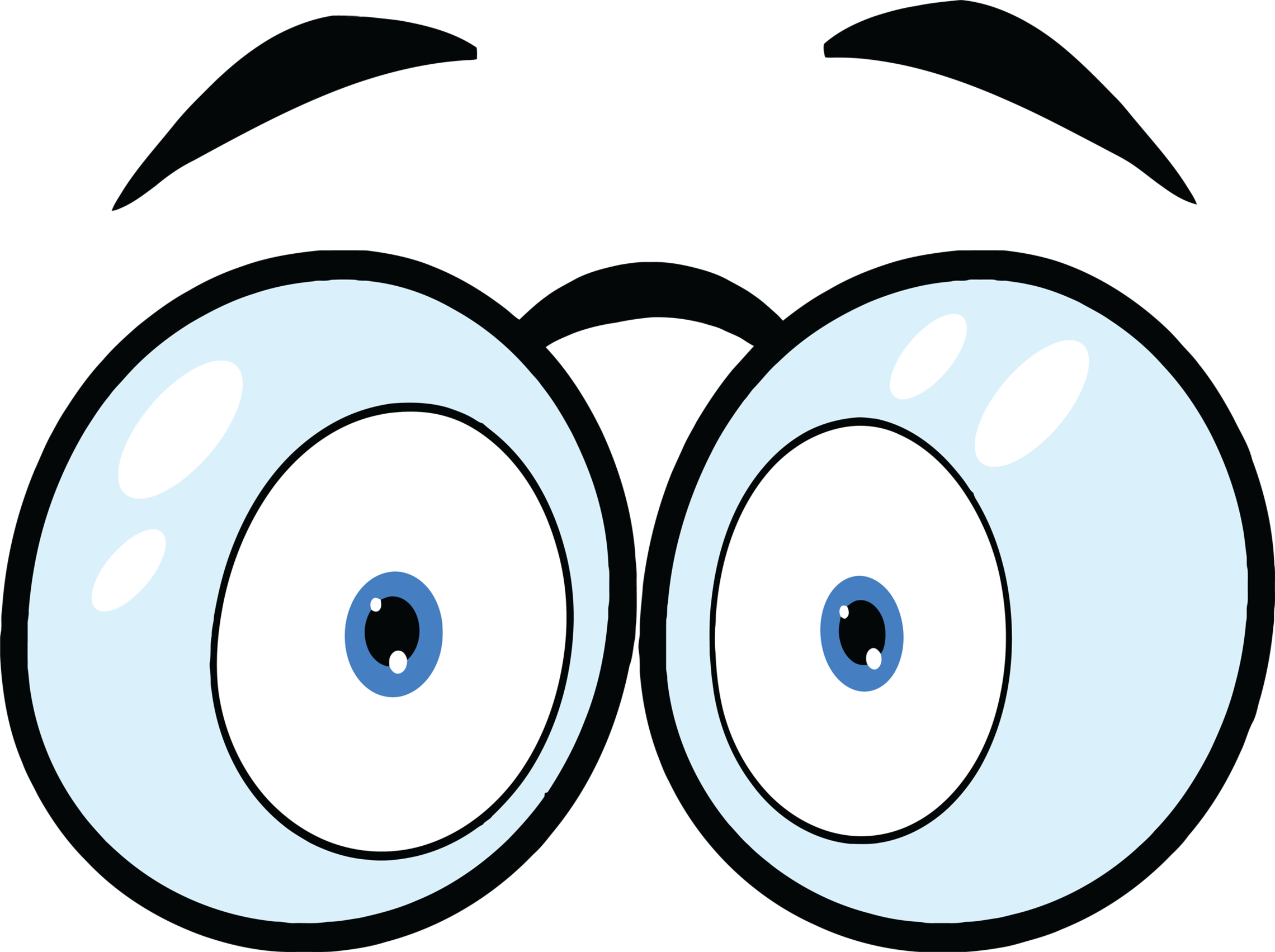 Eyes on you clipart clipart