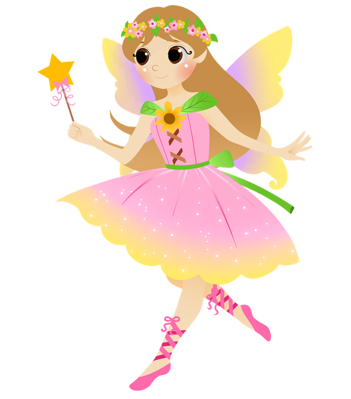 Fairy Clipart Free Clipart Image