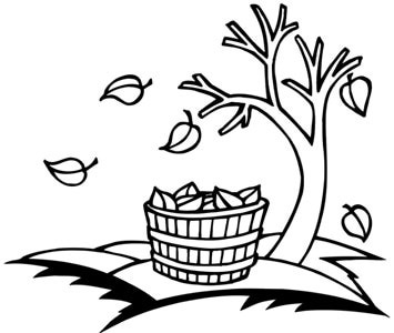 Fall Clipart Black And White-hdclipartall.com-Clip Art355