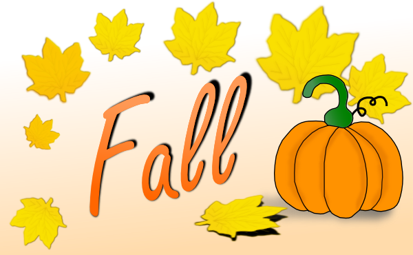 Fall clipart fall leaves clipart