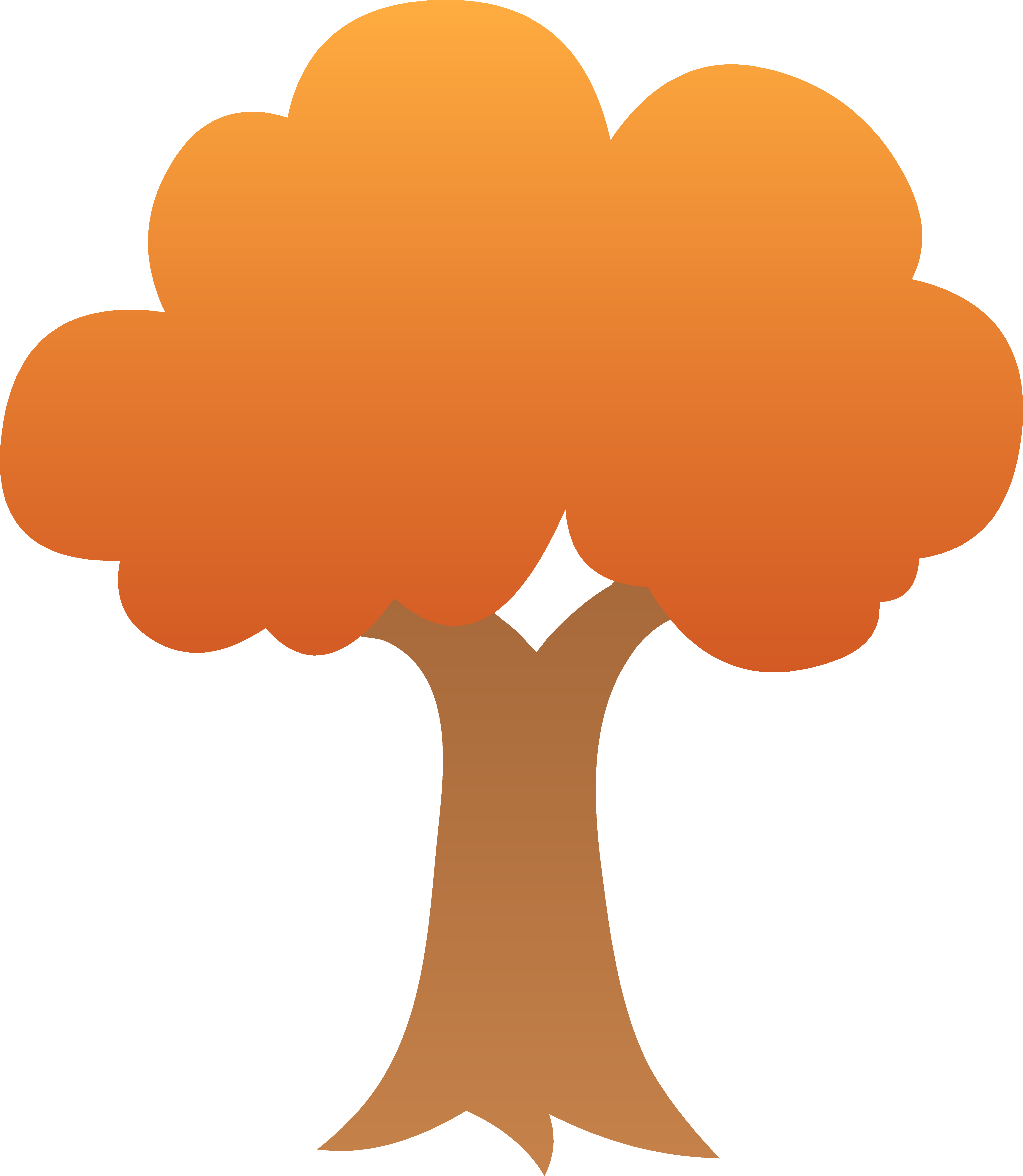 Fall Leaves Tree Clipart | Clipart library - Free Clipart Images