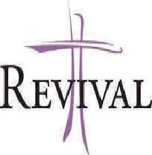 Fall Revival Clipart