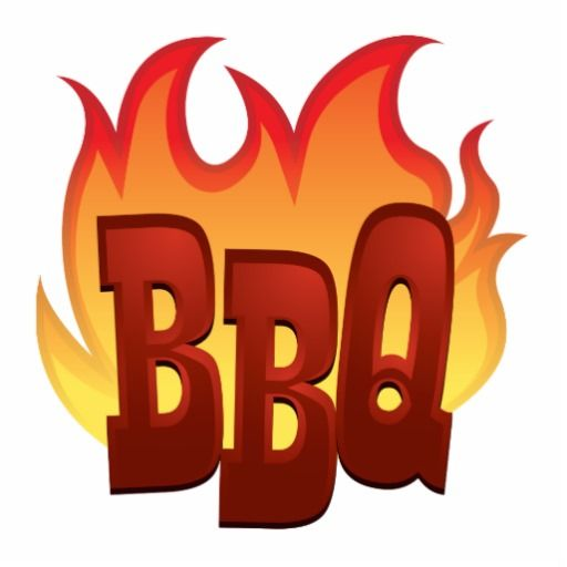 Family bbq clipart free .