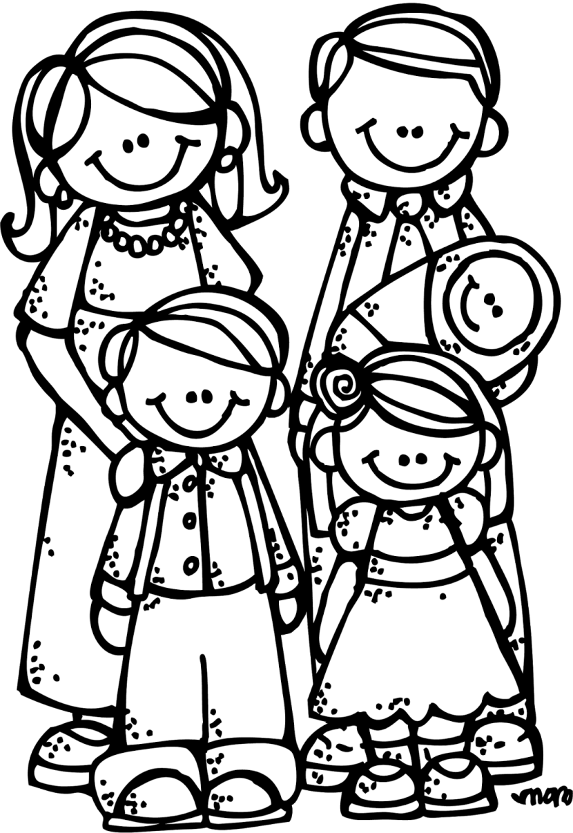 Best Black Family Clipart Clipartion Com