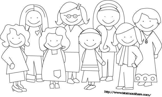 Extraordinay Family Clipart Black And White 94 With Additional Free Clip Art  with Family Clipart Black And White
