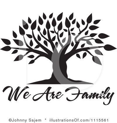 Family Tree Clipart .