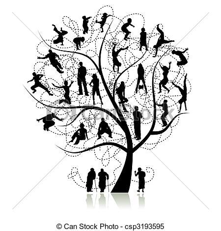 family tree: Icons Family Tre