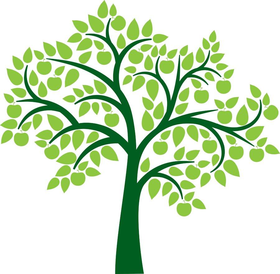 Family Tree Clipart - clipartall