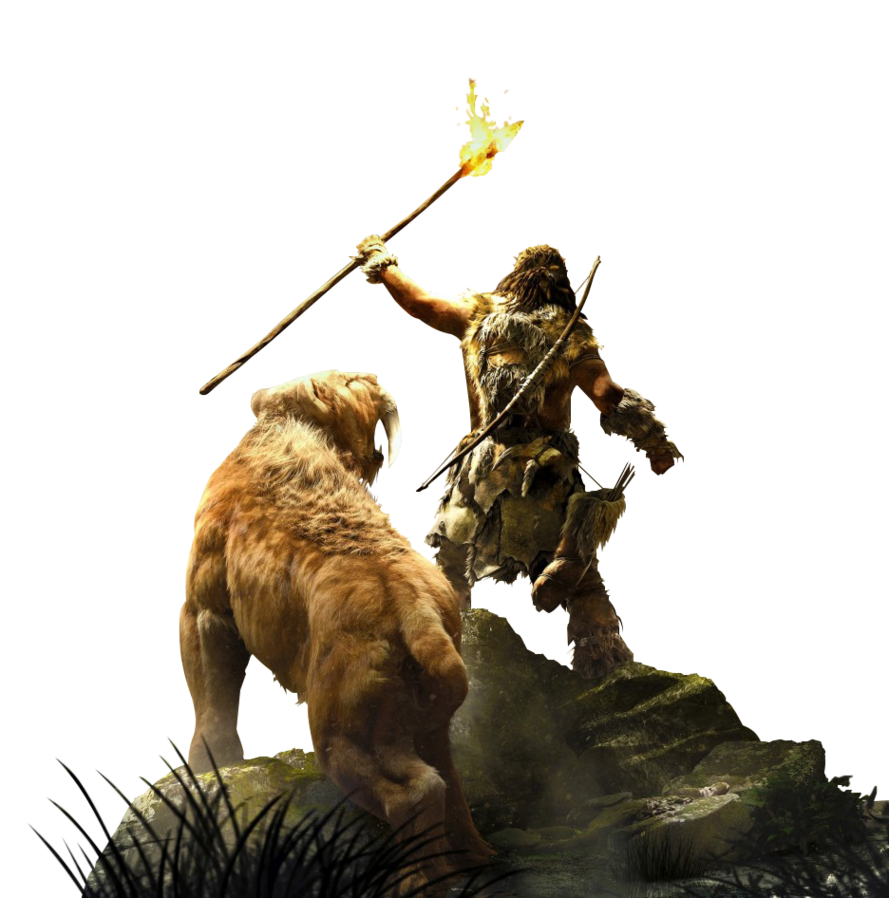 Far Cry Primal Render/Cut by OutlawNinja ClipartLook.com