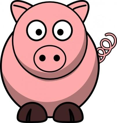 Farm Animals Cartoon Clipart