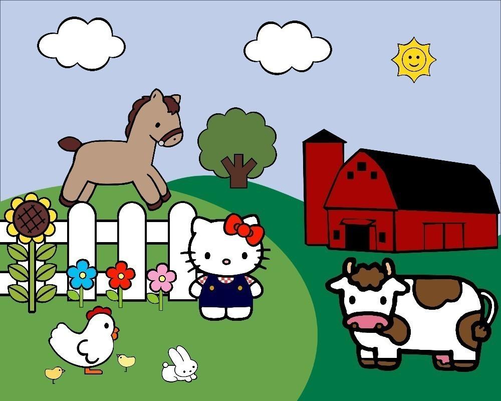 ... Farm Clip Art Free - Free Clipart Images ...