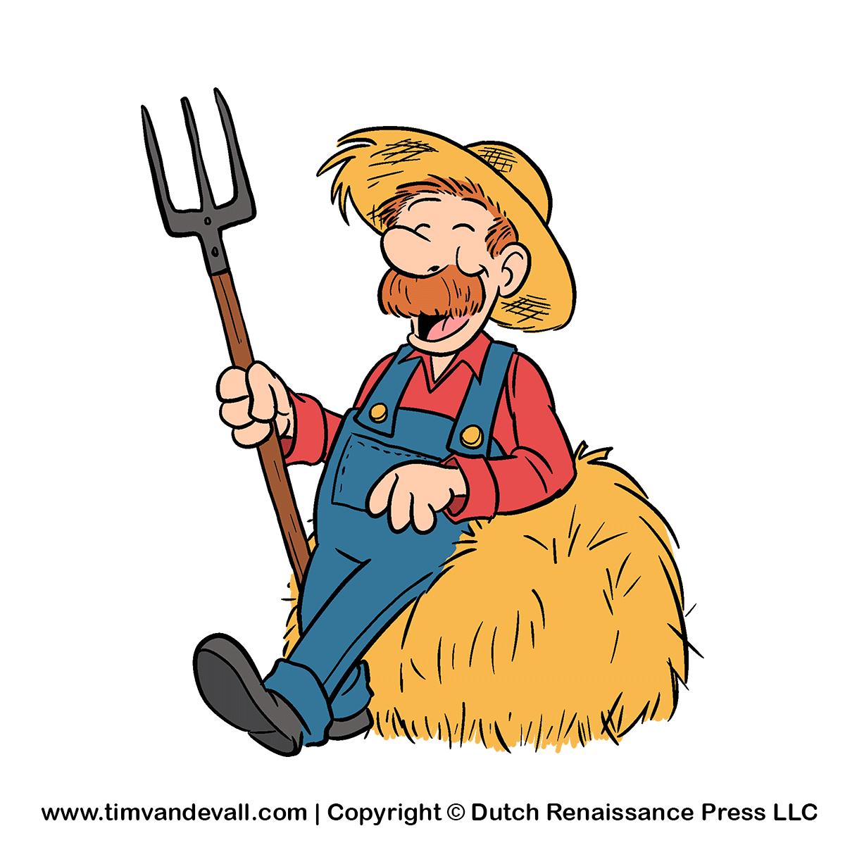 Farmer Clipart #163