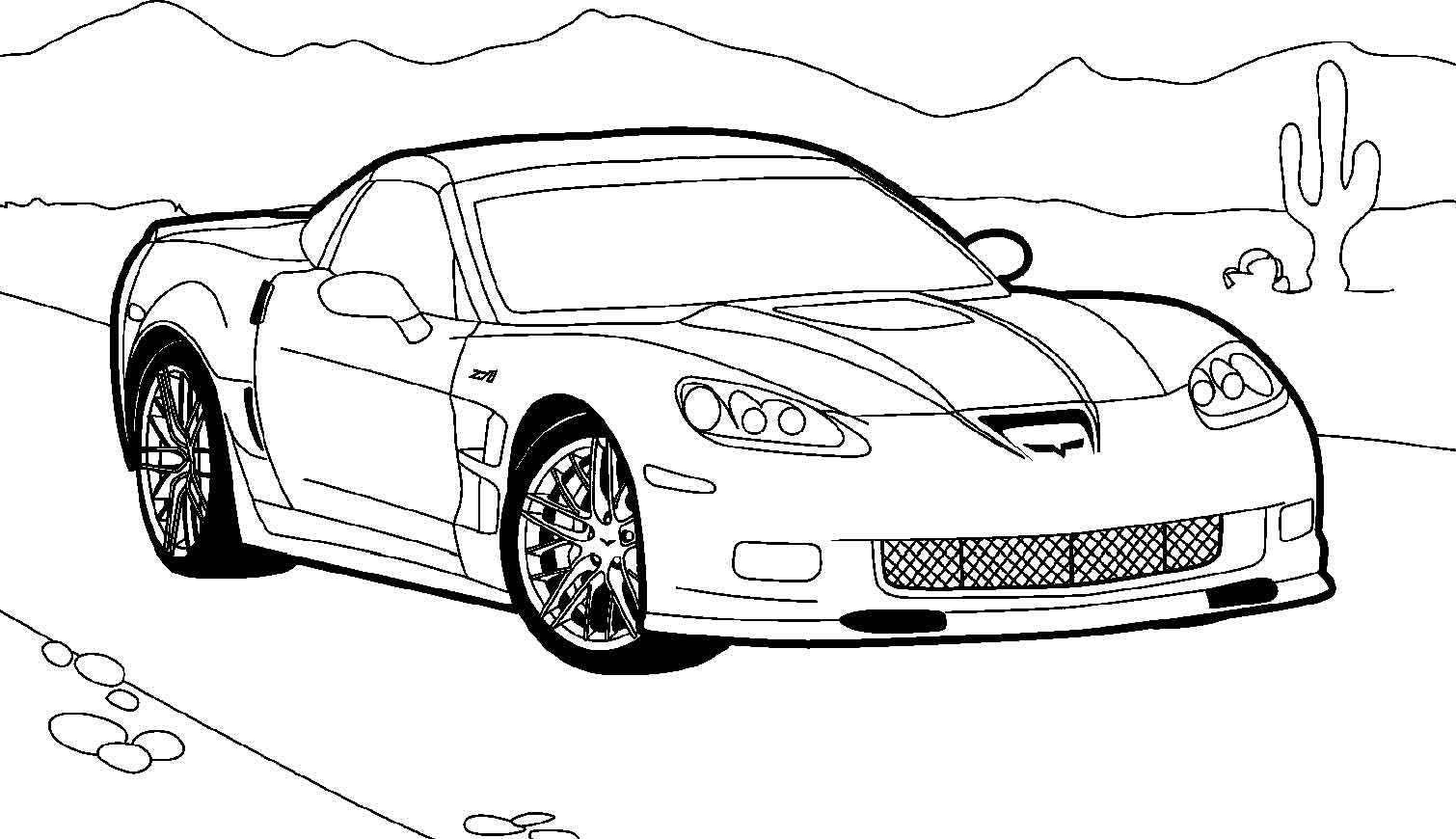 Fast Car Clipart Black And ..