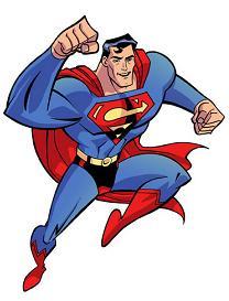 Favorite Scrapbook Clip Art. Superman