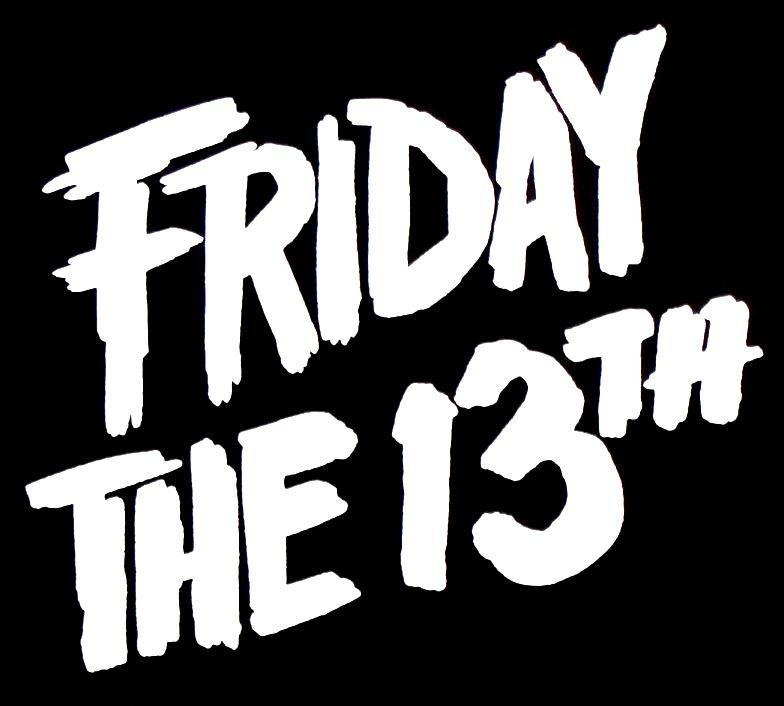 Fear Friday the 13th Clip Art