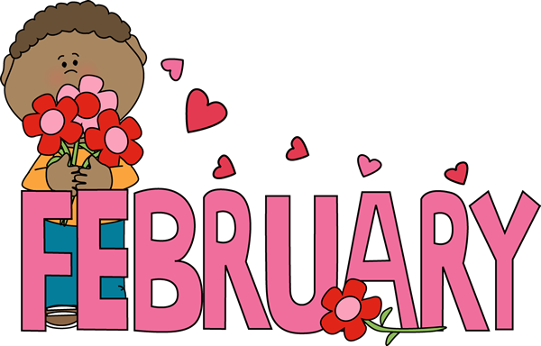 February Clip Art Free - February Clipart