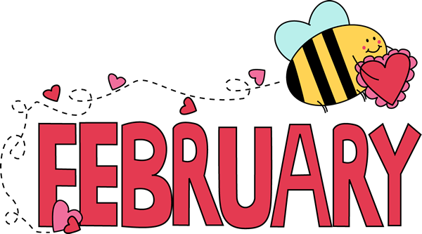 February Valentine Love Bee