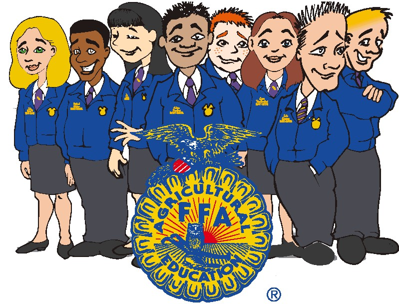 ffa clipart; officer group .