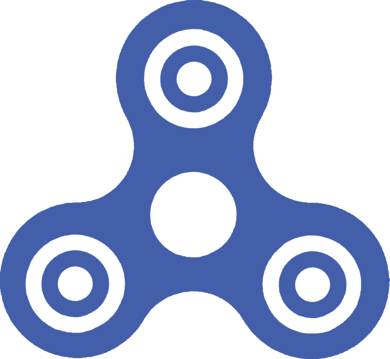 Fidget, Spinner, Add, A, D, Spin, Bearing, Rotating